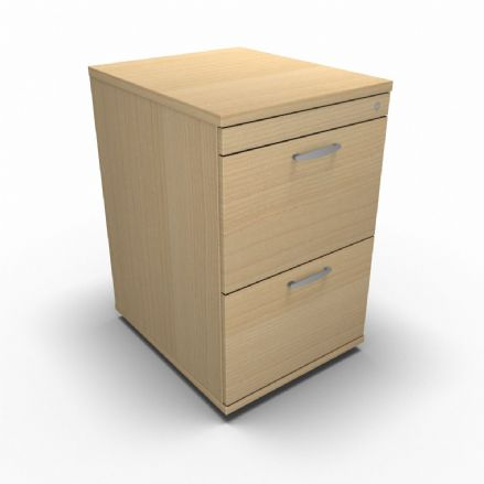 Simply 2 Drawer Filing Cabinet